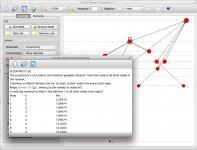 v1.4  random network  - eccentricity report
