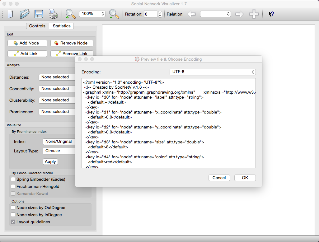 From File Previewer you can select a specific codepage for the file